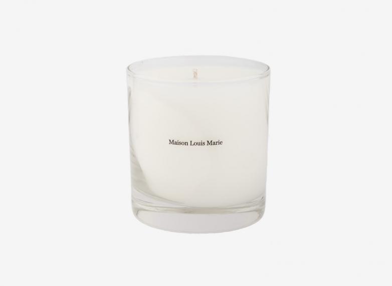 MAISON LOUIS MARIE / No.4 - Bois de Balincourt Wax Candle