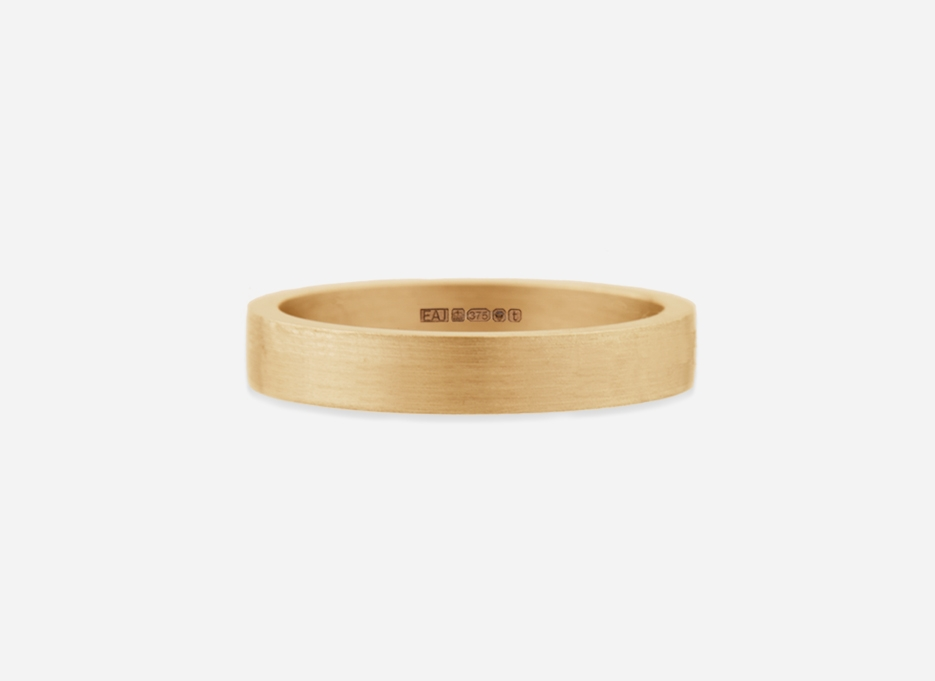 Classic Band 40 - Wedding Ring in Gold