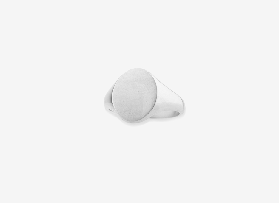 Max Signet - Sterling Silver