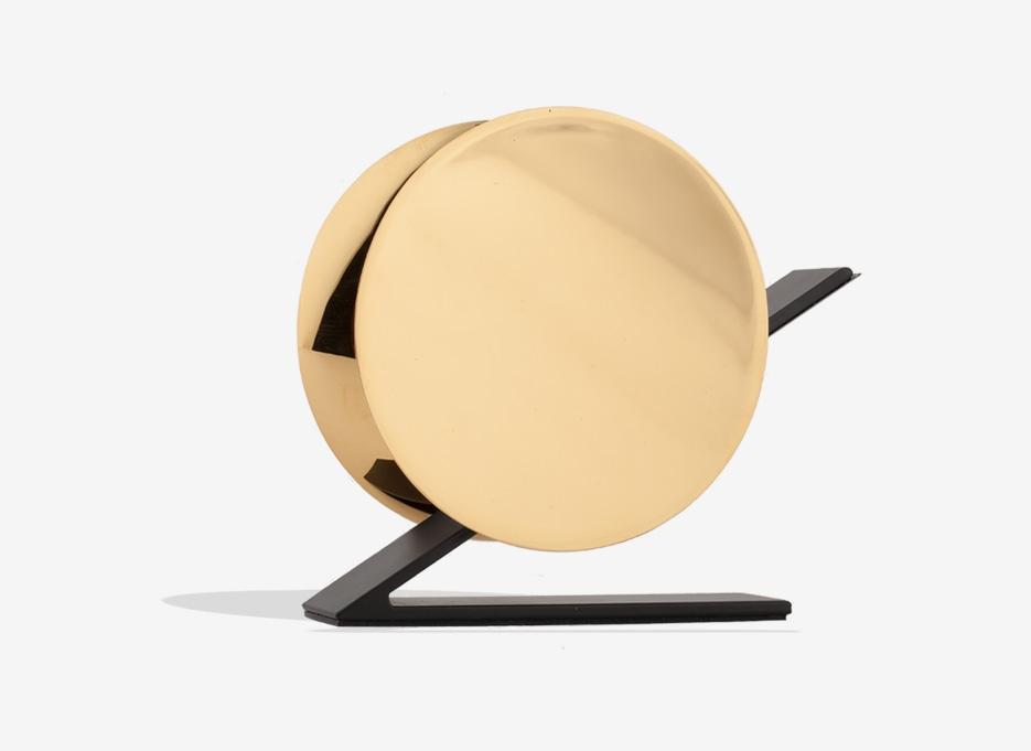 BEYOND OBJECT | Gold 'Cantili' tape dispenser