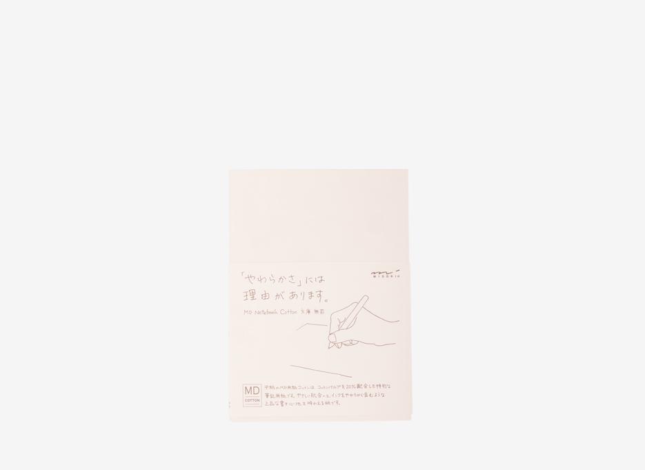 MIDORI / MD Cotton Notebook - Small