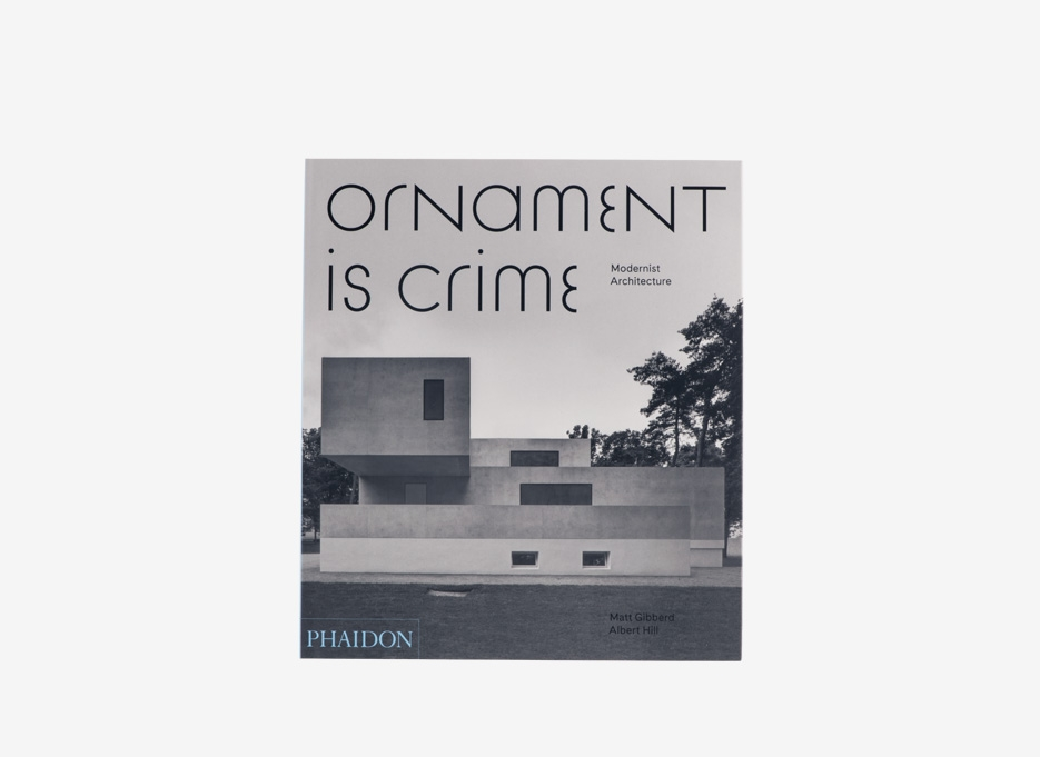 PHAIDON / Ornament is Crime