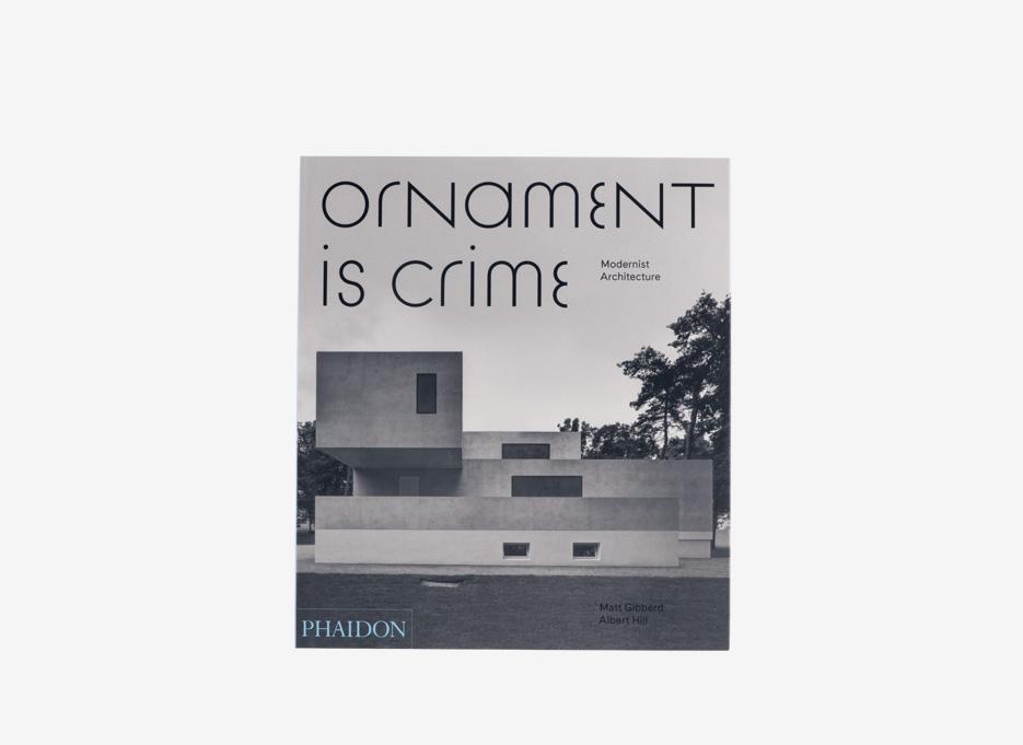 PHAIDON / Ornament is Crime