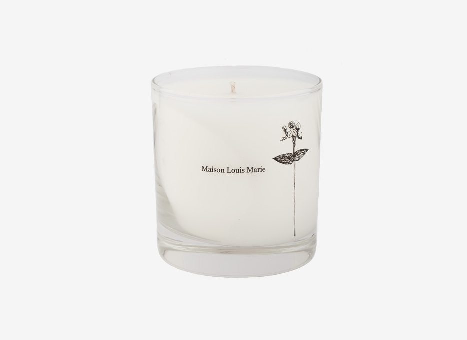 MAISON LOUIS MARIE / Antidris - Cassis Wax Candle