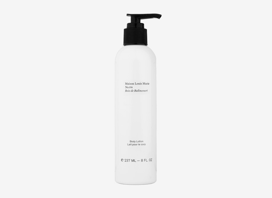 MAISON LOUIS MARIE / No.4 - Bois de Balincourt Body Lotion