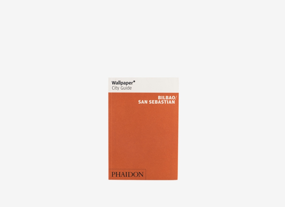 PHAIDON / Wallpaper City Guide 'Bibao/San Sebastian'