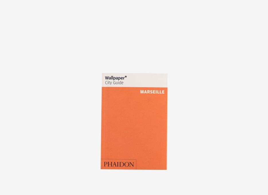 PHAIDON / Wallpaper City Guide 'Marseille'
