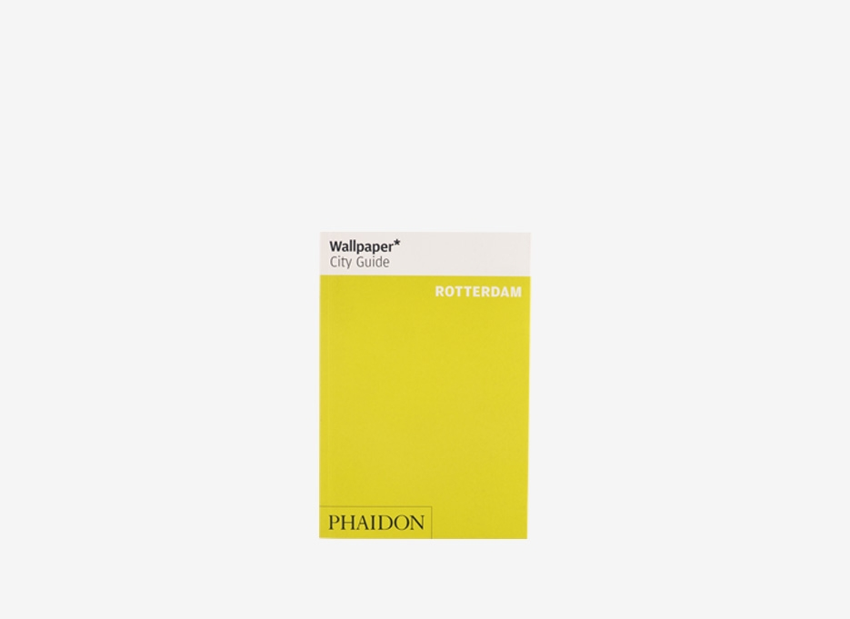 PHAIDON / Wallpaper City Guide 'Rotterdam'
