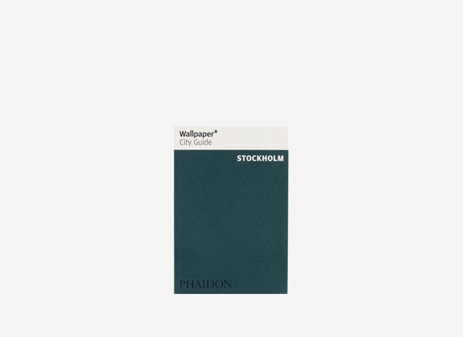 PHAIDON / Wallpaper City Guide 'Stockholm'