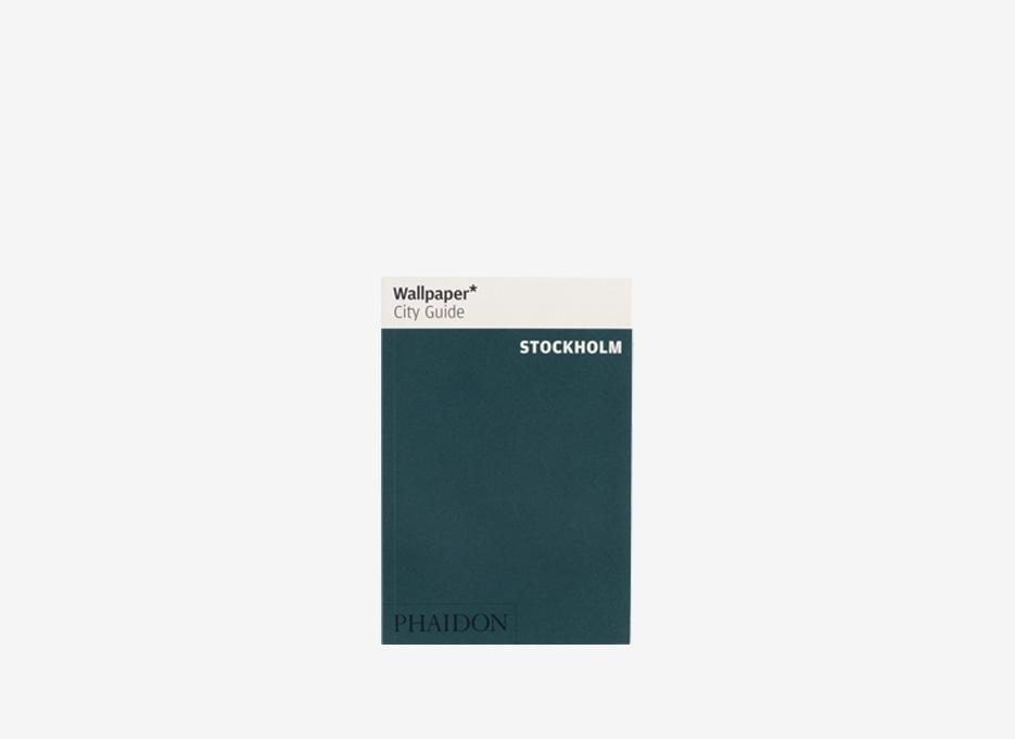 PHAIDON / Wallpaper City Guide 'Stockholm'